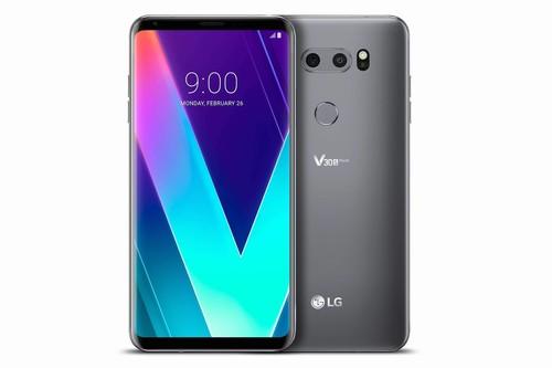 LG V30S: más memoria e inteligencia artificial para una variante que no sabemos si llegará a México