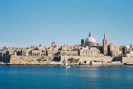 valletta capital de malta