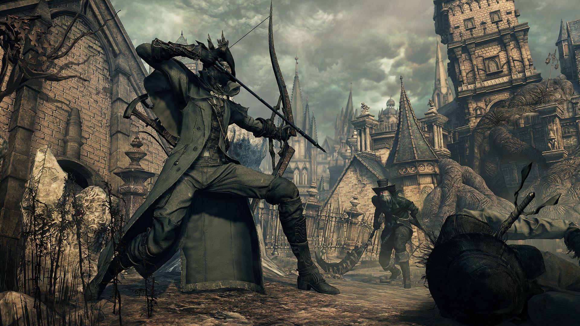 Bloodborne DLC