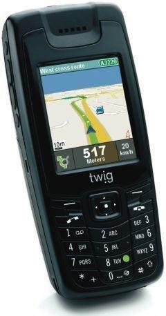 TWIG Discovery, móvil y GPS todo en uno