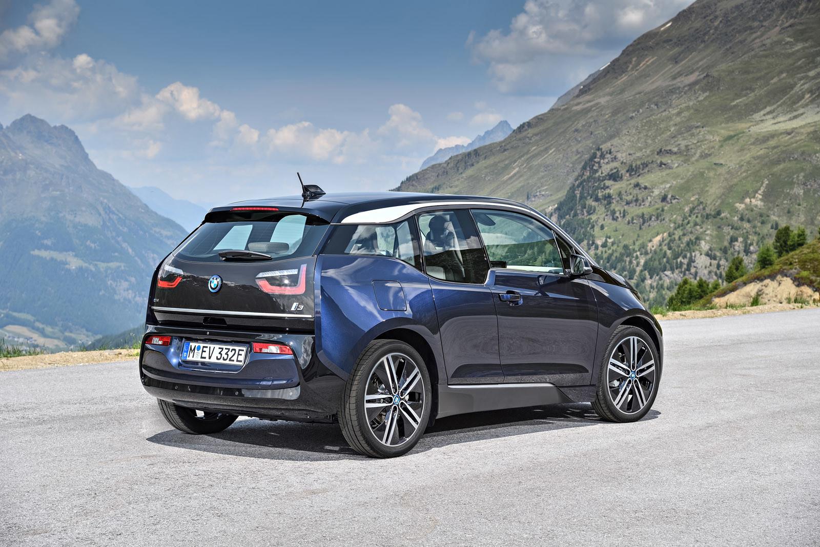 Foto de BMW i3 y i3s 2018 (7/139)
