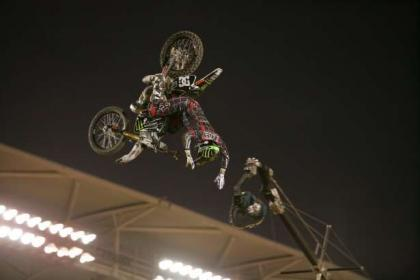 X-Games: Adam Jones, oro en freestyle
