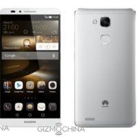 Huawei Mate S muestra una estilizada figura en imágenes filtradas