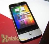 HTC Legend en exclusiva con Vodafone: la niña bonita de los Android a un precio interesante