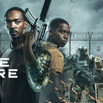 'A descubierto': la película de Netflix es un fallido cruce de espectáculo de ciencia ficción con reflexión antibélica