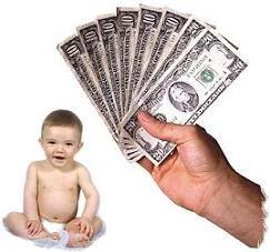 5.000 dólares para cada bebé nacido en Estados Unidos