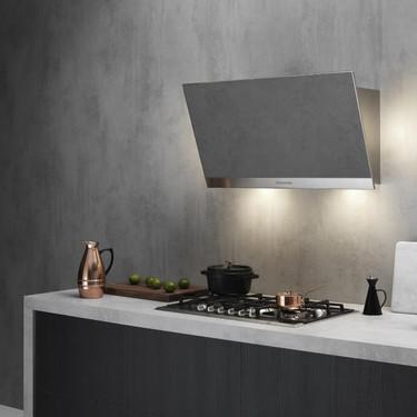 Verso y Trim convierten las campanas de cocina, en televisores a simple vista