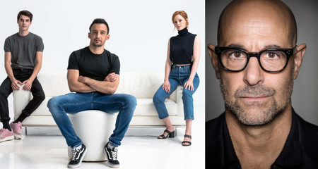 'La fortuna': Movistar+ ficha a Stanley Tucci para la primera serie de Alejandro Amenábar
