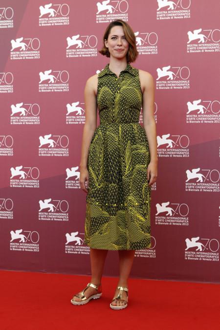 Kane Rebecca Hall Festival de Venecia 2013