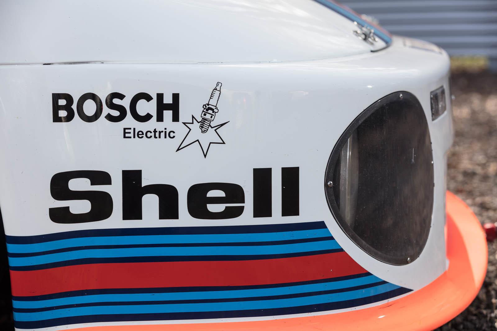 Foto de Porsche 930 clásico a subasta (14/42)