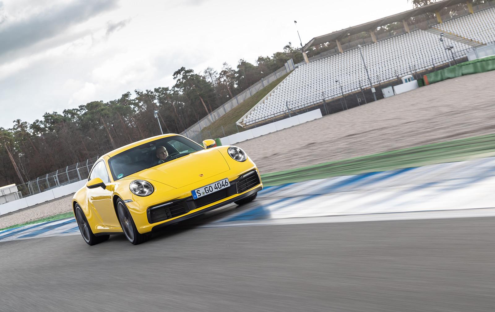 Foto de Porsche 911 992: descubriendo su tecnología (2/19)