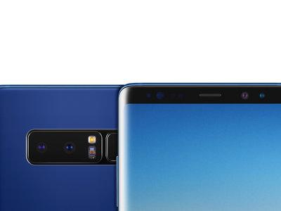 Así es la cámara del Samsung Galaxy Note 8: el primer teléfono con dos cámaras con estabilización óptica