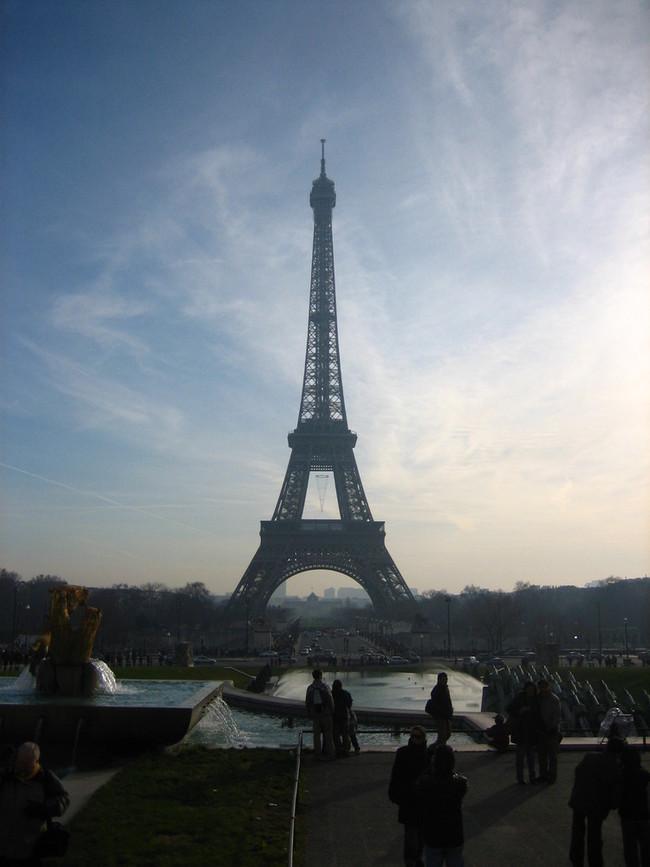 Foto de Torre Eiffel (20/20)