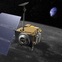 El eclipse total de superluna, todo un reto para el modo de ahorro de energía de la nave LRO