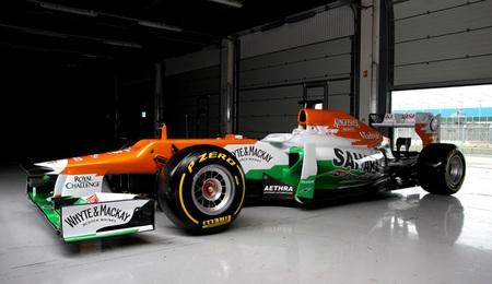 El Sahara Force India VJM06 será presentado el 1 de febrero