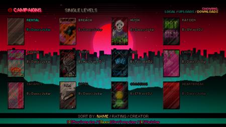 Hotline Miami 2 ya cuenta con su editor de niveles en su versión para Steam
