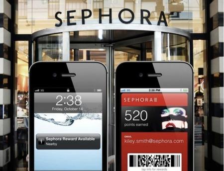 Passbook comienza con buen pie, en Sephora se registran veinte mil usos en las primeras 24 horas