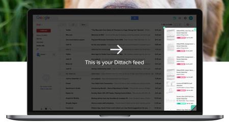 Dittach: encuentra y gestiona todos los archivos adjuntos que viven en tu correo de Gmail