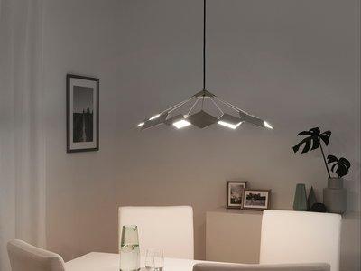 IKEA se adentra discretamente en la iluminación OLED con su nuevo candelabro Vitsand