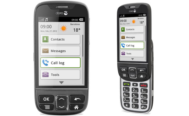Doro Phone Easy 740