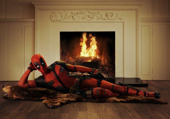 Primera imagen oficial de Deadpool