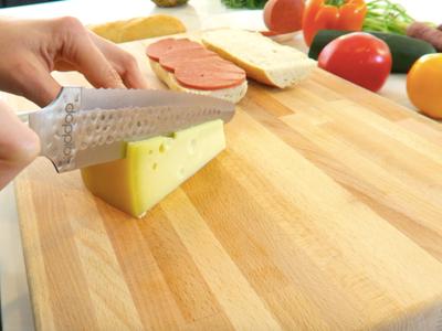 Doppio: un cuchillo con doble filo que quiere facilitarnos la vida en la cocina