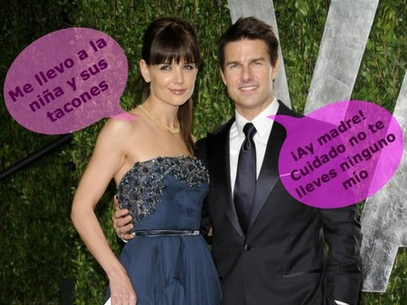¡Oh my God! ¡Que se divorcian Tom Cruise y Katie Holmes!