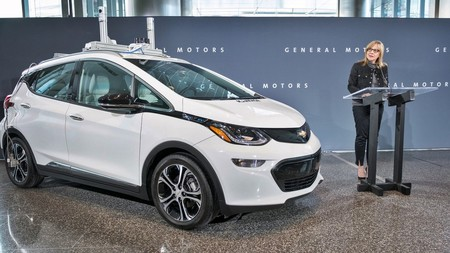 Chevy Bolt Cruise Automation Mary Barra