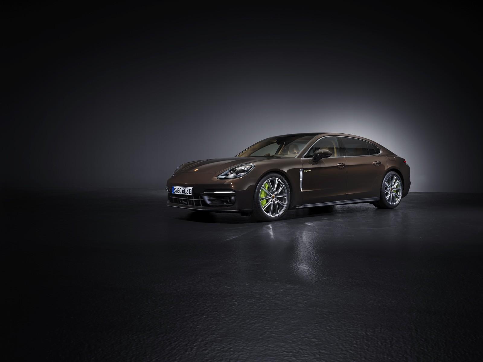 Foto de Porsche Panamera 2021 (47/57)