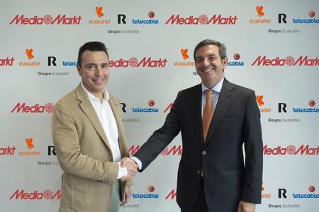 MediaMarkt y Euskatel