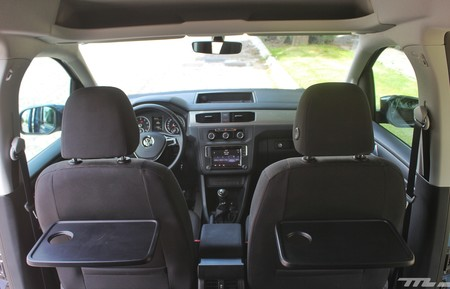 Volkswagen Caddy Pasajeros11