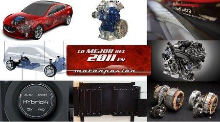 Mejor innovación en eficiencia: lo mejor de 2011 en Motorpasión