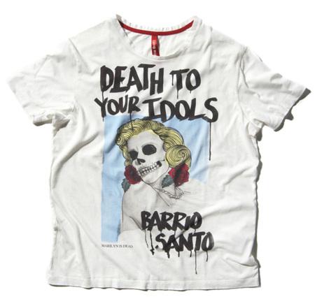 Death To Your Idols Marilyn