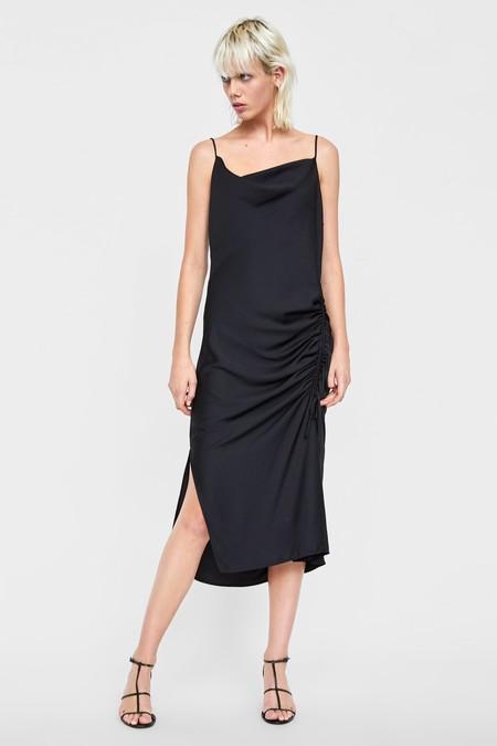 Vestido Zara Fiesta Lbd 03