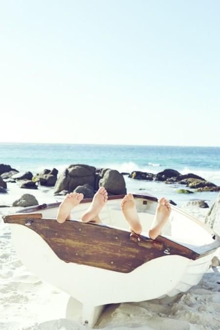 Mi rutina para el cuidado de los pies tras la (obligada) consulta con el podólogo