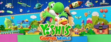 Yoshi's Crafted World es la mezcla de las dos mejores caras de un mismo videojuego