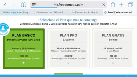 Oferta Comercial Freedompop