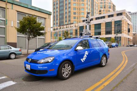 Nokia vende sus mapas HERE a Mercedes, Audi y BMW