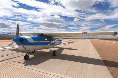 Cessna 206 Robopilot