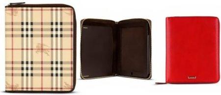 Fundas Burberry para el iPad