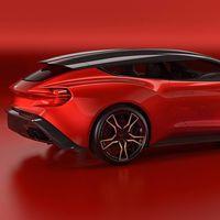 El Aston Martin Vanquish Zagato Shooting Brake se deja ver en sus primeras imágenes