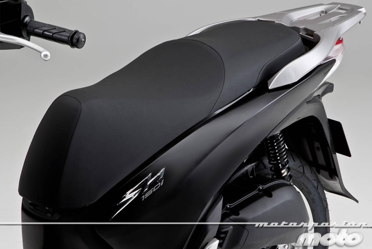 Foto de Honda Scoopy SH125i 2013, prueba (valoración, galería y ficha técnica)  - Fotos Detalles (19/81)