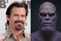 Josh Brolin será Thanos en 'Guardianes de la galaxia' y 'Los Vengadores 2'