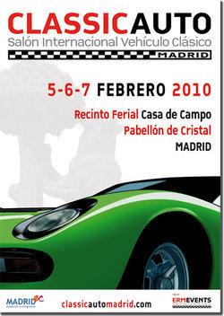 Cartel ClassicAuto 2010