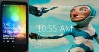La pantalla de bienvenida de Windows 8 podría ser parecida a la de Windows Phone 7