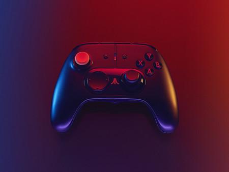Atari Vcs Modern Controller