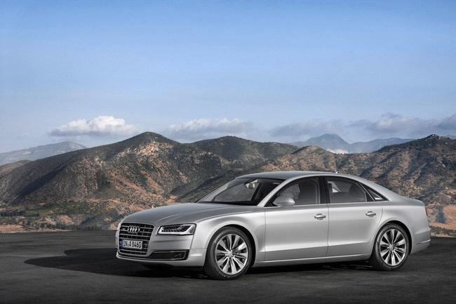 Foto de Audi A8 2014 (5/13)