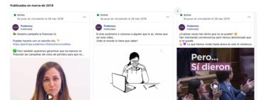 Así funciona 'Biblioteca de Anuncios', la web que Facebook ha lanzado en España para ver quién paga la publicidad política