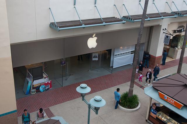 Foto de Apple Store Fashion Valley en San Diego (3/7)