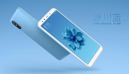 El nuevo rey de la gama media, el Xiaomi Mi6X (Mi A2), en preventa por 245 euros y envío gratis con este cupón
